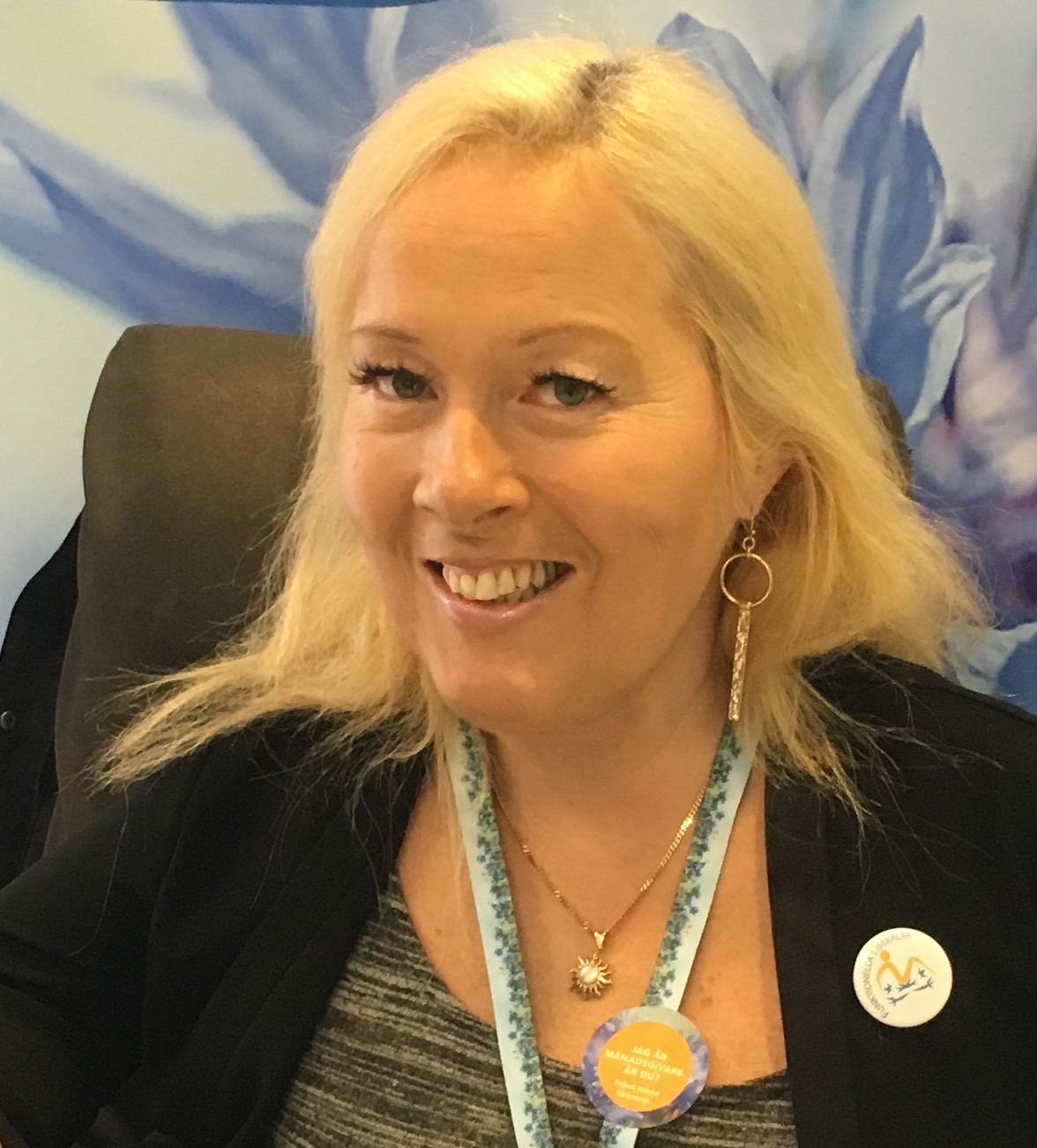 Maria C Mattsson